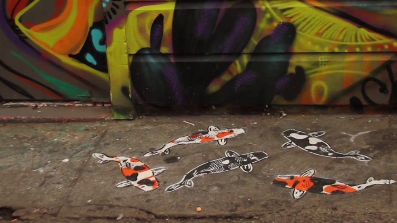 Art and/or Vandalism